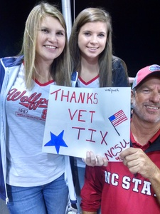 Click To Read More Feedback from NC State Wolfpack vs. Marshall - NCAA Football