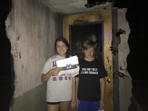 Click To Read More Feedback from House of Torment - Good for Sept. 22nd and 23rd Only - New Location