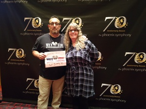 Roger attended The Rat Pack Is Back! - Saturday on Sep 23rd 2017 via VetTix