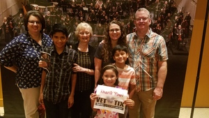 Gary attended The Rat Pack Is Back! - Saturday on Sep 23rd 2017 via VetTix