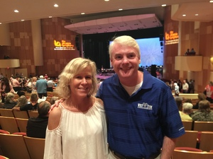 George attended The Rat Pack Is Back! - Saturday on Sep 23rd 2017 via VetTix