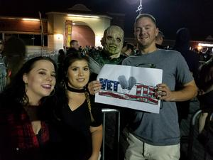 Click To Read More Feedback from 13th Floor Haunted House - Phoenix - Good for Sept. 29th and 30th Only