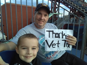 TODD attended Luke Bryan: Huntin', Fishin' & Lovin' Everyday Tour 2017 on Sep 8th 2017 via VetTix