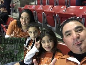 Mel attended 2017 Texas Bowl - Texas Longhorns vs. Missouri Tigers - NCAA Football on Dec 27th 2017 via VetTix