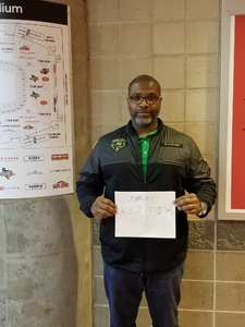 Edward attended 2017 Texas Bowl - Texas Longhorns vs. Missouri Tigers - NCAA Football on Dec 27th 2017 via VetTix