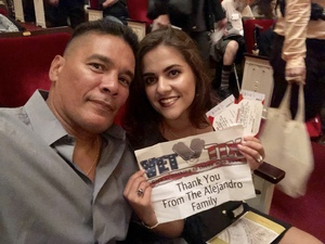 SSG MARCELINO attended The Sounds of Democracy - Presented by the American Symphony Orchestra on Oct 11th 2017 via VetTix