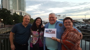 Dan & Gang attended Pat Benatar and Neil Giraldo With Toto on Sep 12th 2017 via VetTix