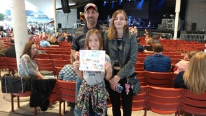Brian D. attended Pat Benatar and Neil Giraldo With Toto on Sep 12th 2017 via VetTix