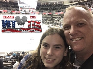 GARLAND attended San Jose Sharks vs. Las Vegas Golden Knights - NHL Preseason on Sep 21st 2017 via VetTix