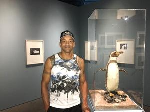 ANTOINE attended Houston Museum of Natural Science on Oct 7th 2017 via VetTix