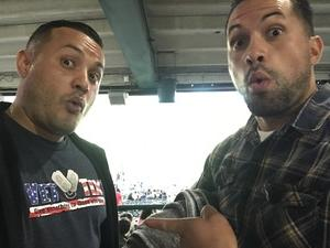 Jose attended Los Angeles Angels vs. Cleveland Indians - MLB on Sep 20th 2017 via VetTix