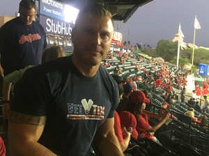 Daniel attended Los Angeles Angels vs. Cleveland Indians - MLB on Sep 20th 2017 via VetTix