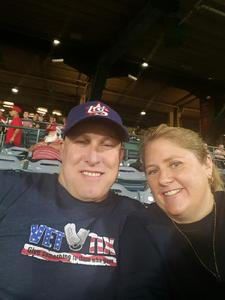 Lee attended Los Angeles Angels vs. Cleveland Indians - MLB on Sep 20th 2017 via VetTix