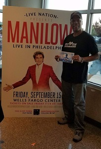 Click To Read More Feedback from Barry Manilow Live