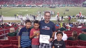 Click To Read More Feedback from University of Southern Florida Bulls vs. Temple - NCAA Football