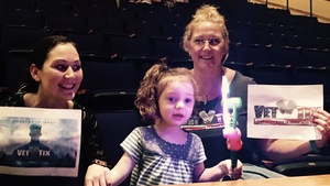 Mark attended Peppa Pig Live - Evening Show on Oct 7th 2017 via VetTix
