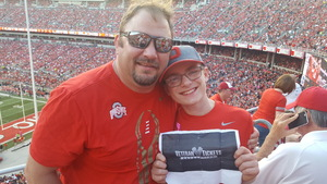 Click To Read More Feedback from Ohio State Buckeyes vs. Maryland - NCAA Football