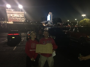 Click To Read More Feedback from NC State Wolfpack vs. Louisville - NCAA Football
