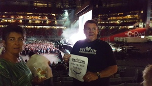 Click To Read More Feedback from U2 the Joshua Tree Tour 2017 - Opening: Beck - Live in Concert