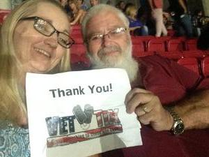 James attended U2 the Joshua Tree Tour 2017 - Opening: Beck - Live in Concert on Sep 19th 2017 via VetTix