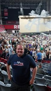 Marlin attended U2 the Joshua Tree Tour 2017 - Opening: Beck - Live in Concert on Sep 19th 2017 via VetTix