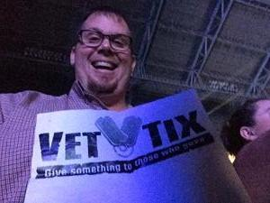 Joshua attended U2 the Joshua Tree Tour 2017 - Opening: Beck - Live in Concert on Sep 19th 2017 via VetTix