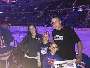 Click To Read More Feedback from New York Rangers vs. New York Islanders - NHL Preseason