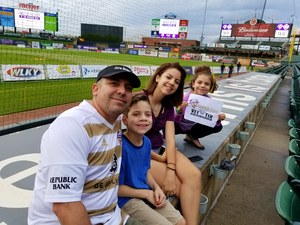 Ruben attended Louisville City FC vs. Charlotte Independence - USL on Oct 7th 2017 via VetTix