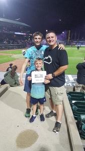 David attended Louisville City FC vs. Charlotte Independence - USL on Oct 7th 2017 via VetTix