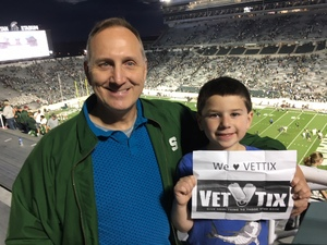 Click To Read More Feedback from Michigan State Spartans vs. Indiana - NCAA Football