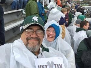 Click To Read More Feedback from Michigan State Spartans vs. Penn State - NCAA Football