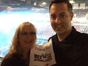 Josh attended Soul2Soul Tour With Tim McGraw and Faith Hill on Sep 29th 2017 via VetTix