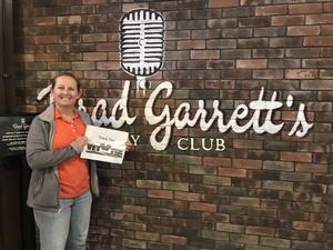 Click To Read More Feedback from Brad Garrett's Comedy Club - Hosted by Brad Garrett - Sunday