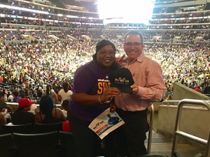 Click To Read More Feedback from Los Angeles Sparks vs. Minnesota Lynx - WNBA Finals!