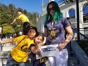 Click To Read More Feedback from California Golden Bears vs. USC - NCAA Football