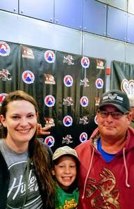 Hans attended Tucson Roadrunners vs. San Jose Barracuda - AHL on Mar 20th 2018 via VetTix