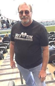Mike attended Tucson Roadrunners vs. San Jose Barracuda - AHL on Mar 20th 2018 via VetTix