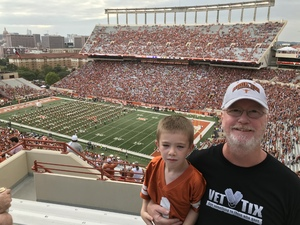 Click To Read More Feedback from Texas Longhorns vs. Kansas State - NCAA Football
