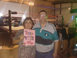 Linda attended River City Wrestling Presents - Trust Me - Special Appearance by Jake the Snake Roberts on Nov 3rd 2017 via VetTix