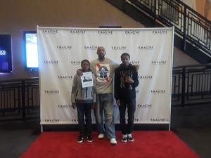 Jaylan attended Urban Myths - Red Carpet Movie Premiere on Sep 29th 2017 via VetTix