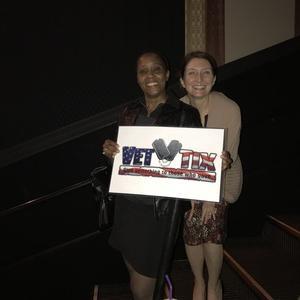 Denise Elizabeth attended Urban Myths - Red Carpet Movie Premiere on Sep 29th 2017 via VetTix