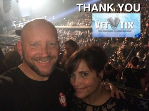 Todd attended Big Church Night Out With Newsboys on Oct 5th 2017 via VetTix