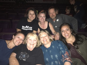 Gracee attended Big Church Night Out With Newsboys on Oct 5th 2017 via VetTix
