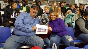 Stephen attended Lone Star Brahmas vs. Odessa Jackalopes - NAHL on Oct 28th 2017 via VetTix