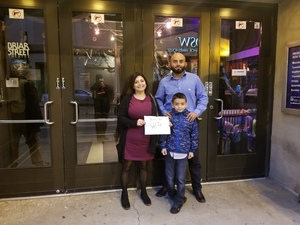 Maria attended Blue Man Group - Chicago on Oct 15th 2017 via VetTix