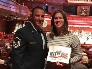 Click To Read More Feedback from I'll Be Home for Christmas - VIP Seating - a Salute to Military and First Responders - Presented by Philly Pops