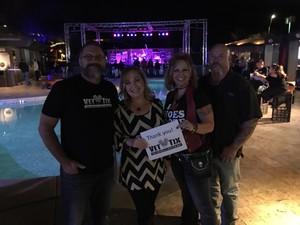 Travis attended Slaughter - Live in Concert on Nov 19th 2017 via VetTix