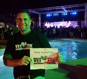 Bill attended Slaughter - Live in Concert on Nov 19th 2017 via VetTix