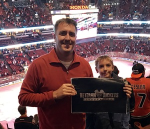 Click To Read More Feedback from Anaheim Ducks vs. Arizona Coyotes - NHL - Antis Roofing Community Corner!