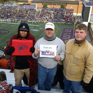 Click To Read More Feedback from James Madison University vs. Richmond - NCAA Football